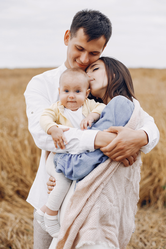 Family - importance of having a will